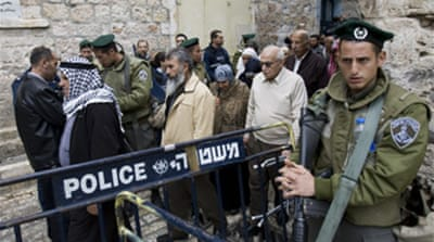 Tensions persist in West Bank