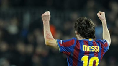 King of the Nou Camp inspires Barca