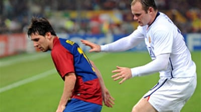 Rooney and Messi in race to be best