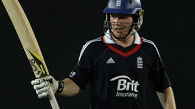 England wrap up Bangladesh series