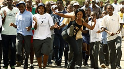 S Africa anger at 'Jub Jub' trial