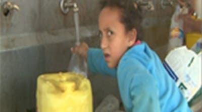 Besieged Gaza denied water