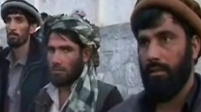 Afghan group on 'Kabul mission'
