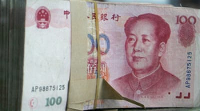 China 'will not bow on currency'