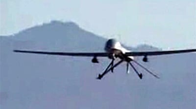 'US drones' kill Pakistan fighters