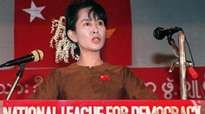 Suu Kyi's party 'to be dissolved'