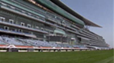 Dubai racetrack spending questioned