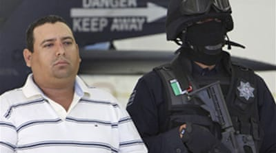 Mexico arrests 'king of heroin'