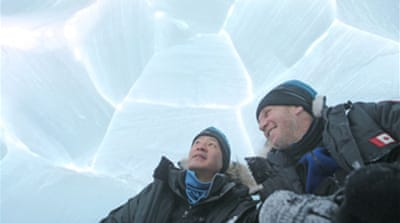 Al Jazeera heads to the Arctic