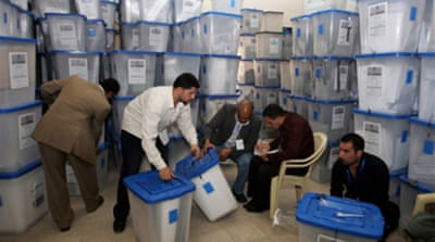 Iraq orders Baghdad vote recount