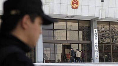 China jails Rio Tinto employees