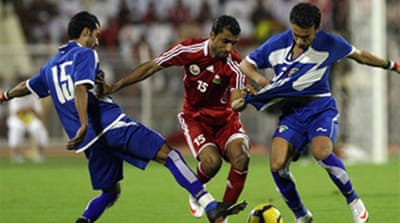 Kuwait bag Asian Cup spot