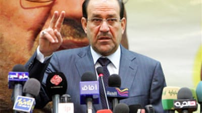 Iraq PM seeks manual vote recount