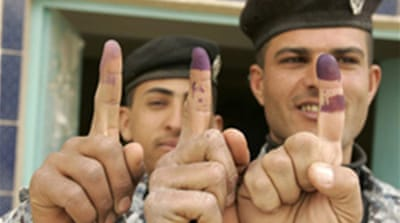 Neighbours eye Iraq elections