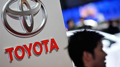 Toyota hit with record US fine