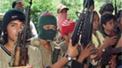 Abu Sayyaf was founded in 1991 with suspected funds and training from Asian and Middle Eastern groups  [AFP]