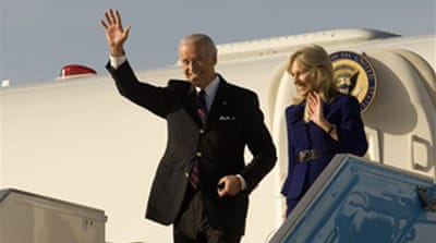 Biden embarks on Middle East tour