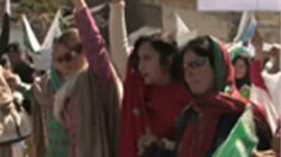Swat valley women demand equality
