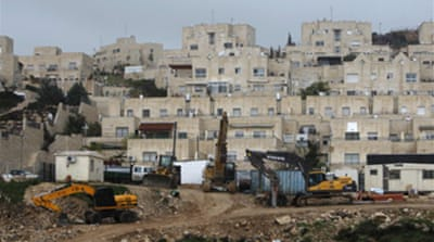 Israel to build more settler homes