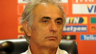 Halilhodzic: 'I was sacrificed'