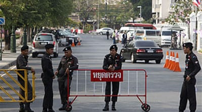 Thailand invokes new security law