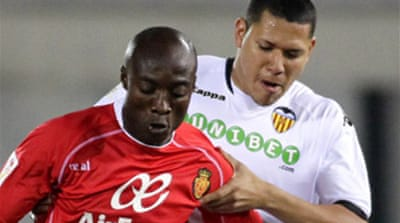 Mallorca remain real contenders