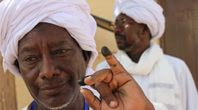 Sudan vote begins despite boycott