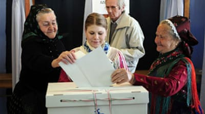 Hungary holds parliamentary polls