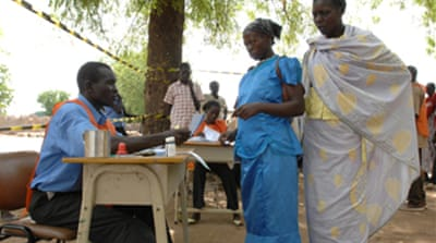 Confusion as Sudan voting continues