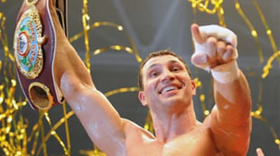 Klitschko: 'Haye can't be trusted'
