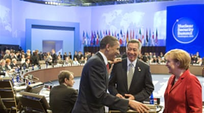 World leaders vow nuclear security