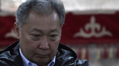 Kyrgyzstan to seek Bakiyev's trial