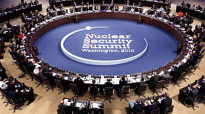 Vow to safeguard nuclear materials