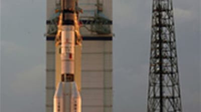 India rocket launch ends in failure