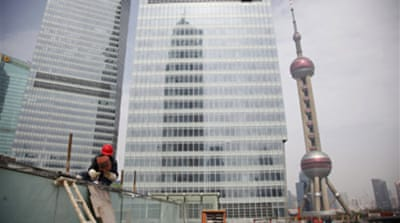 China's economic growth surges