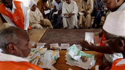 Vote counting on after Sudan poll