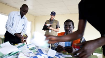 Sudan poll fell 'short of standard'