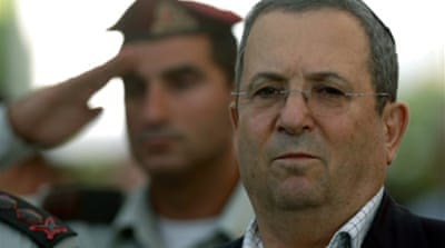 Barak urges end to occupation