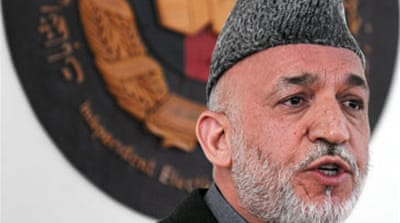 Karzai fraud remarks condemned