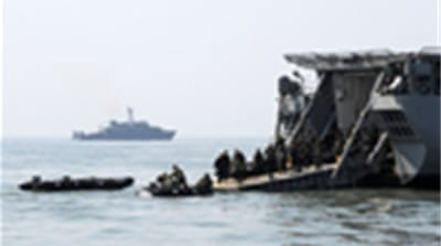 Torpedo 'may have hit' S Korea ship