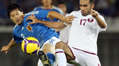 Qatar top seeds over Aus and Japan