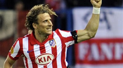 Atletico edge Reds in first leg