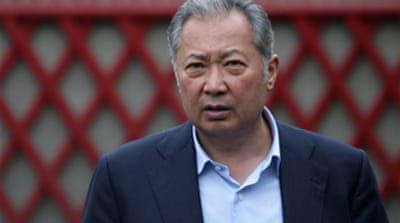Russia rejects ex-Kyrgyz head claim
