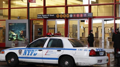 Al-Qaeda accused in New York plot