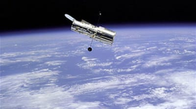 US Hubble space telescope turns 20