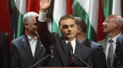 Centre-right wins Hungary vote