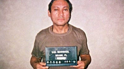 Noriega goes on trial in Paris