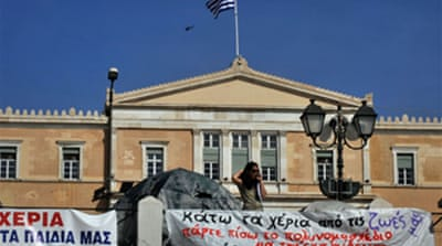 Greece confident of debt aid