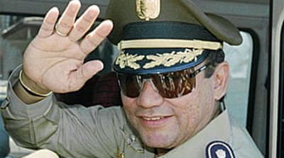 French judge rules against Noriega