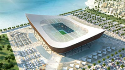 Qatar plans carbon-neutral stadiums
